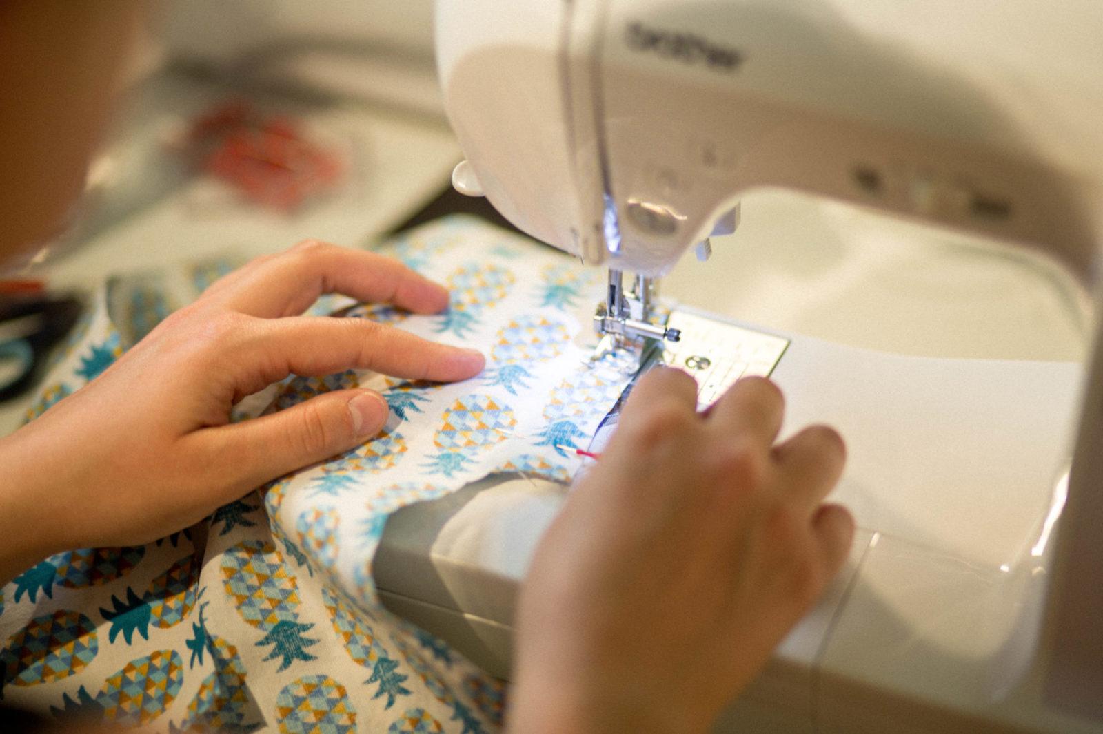 liege cours de couture