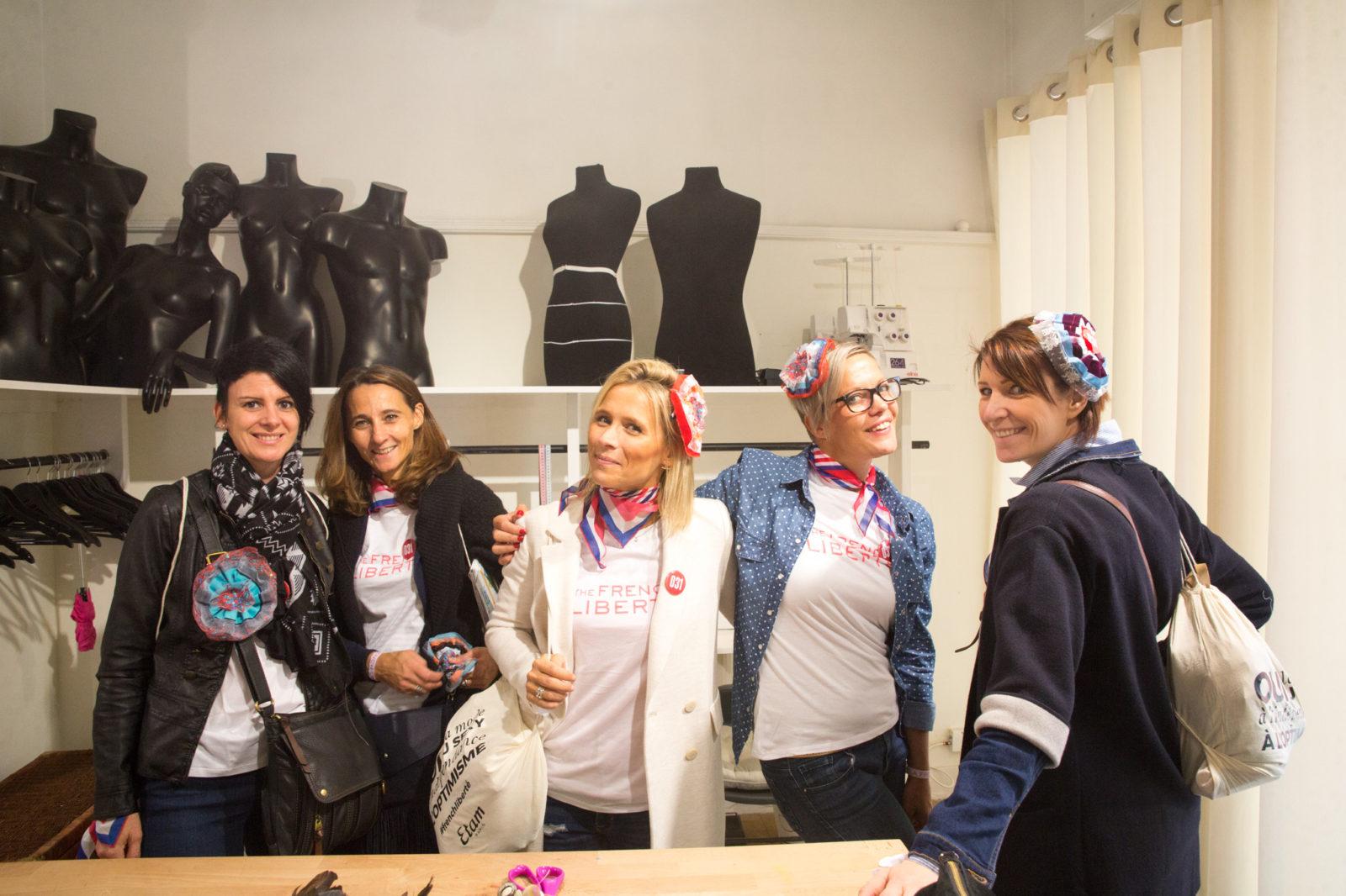 couture bruxelles teambuilding