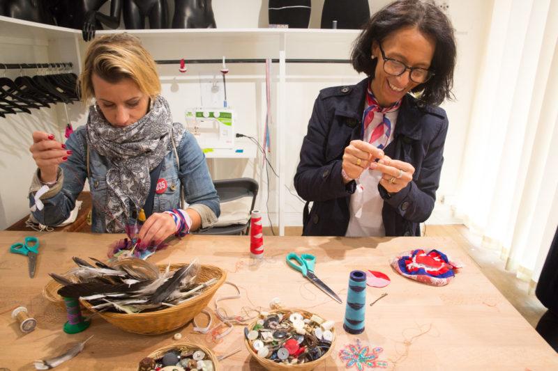 teambuilding couture bruxelles