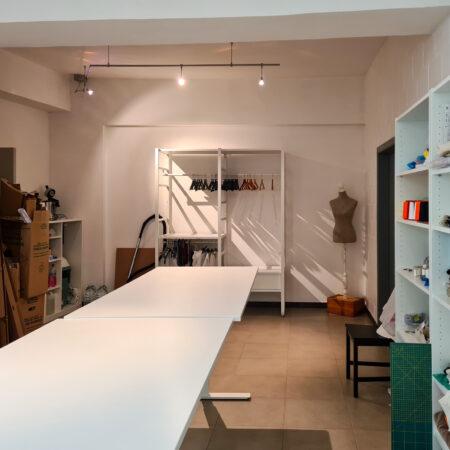 intérieur local Coursdecouture.org Tournai