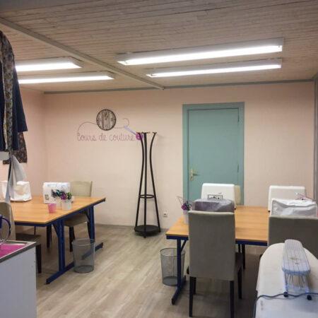 atelier de cours de couture à Arlon